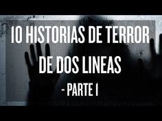 10 Historias de terror de dos líneas (Parte 1) - YouTube