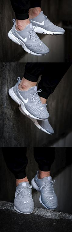 #NIKE #AIR #PRESTO #FLY – #WOLF #GREY / #WHITE
