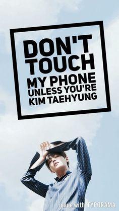 Bts Lockscreen, V Bts Wallpaper, Lock Screen Wallpaper, Bts Wallpaper Iphone Taehyung, Galaxy Wallpaper, V Taehyung, Bts Bangtan Boy, K Pop, Bts Wallpaper