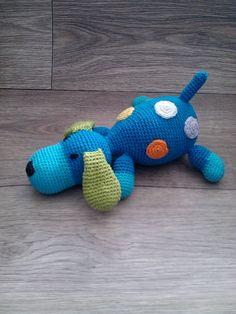 Ravelry: gehaakte hond pattern by by Alinies.