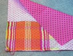 How to make your own interfacing! (seriously? you can do that?)