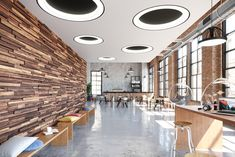Glowring™ Recessed Ceiling - OCL Architectural Lighting Recessed Ceiling, Light Architecture, Conference Room, Lighting, Gallery, Table, Furniture, Pendant, Home Decor