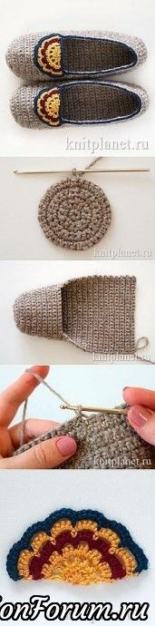 spanking for grandma - PIPicStats Crochet Sandals, Crochet Boots, Love Crochet, Diy Crochet, Crochet Crafts, Crochet Projects, Knitting Patterns, Crochet Patterns, Shoe Pattern
