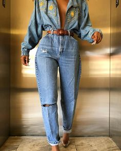 ropa 65 vintage outfits that make the - Fashion Killa, Look Fashion, 90s Fashion, Fashion Outfits, Womens Fashion, Fashion Trends, Jeans Fashion, Street Fashion, Mode Outfits