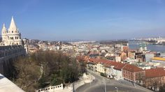 View from Buda's hill's