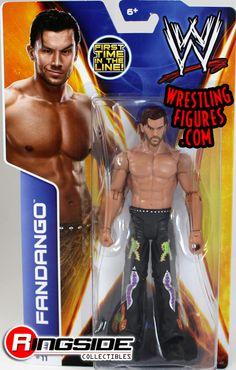 Fandango - WWE Series 36