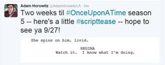 Ouat season 5 tease once upon a time