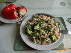 Bulgur so zeleninou