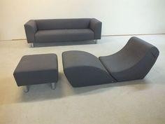 Wohnzimmer liege ~ Relax liege sunny rot pu leder 3 stufig verstellbar couch sofa