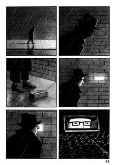 Marcel's Appendix - Bill Bragg Illustration