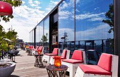 Casinha colorida: Viagens e design: 25hours Hotel Wien