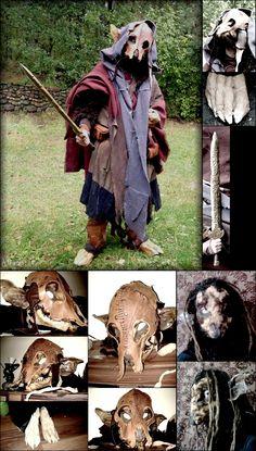 LARP Warhammer Skaven costume by strg-alt-entf.deviantart.com on @deviantART