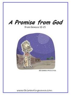 Phonics by The Book Unit 1, Lesson 4: A Promise From God