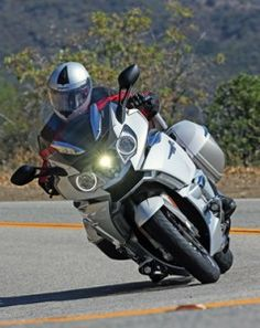 2014 BMW K 1600 GTL Exclusive Road Test - Motorcycle Cha