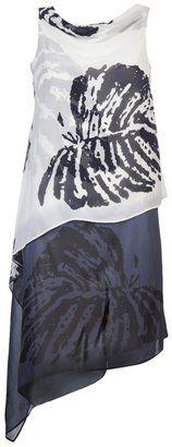 Peachoo Krejberg Drape back dress Peachoo Krejberg