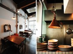 Sajilo Cafe in Japan Restaurant and Lighting | Remodelista