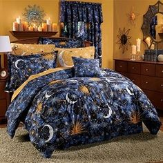 Galaxy Total Bed Set™ - Astrology | Shop kids,parenting, family | Kaboodle