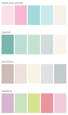 Pastel Palettes Tumblr Dollhouse Inspirations In 2019 Pastel