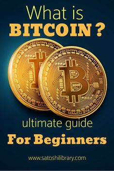 What is Bitcoin? An easy and non-tech explanation for beginners and non-techs by SatoshiLibrary #satoshilibrary #bitcoin #bitcoinforbeginners #cryptocurrency