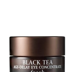 Fresh Black Tea Age-Delay Eye Concentrate Beauty Skin, Health And Beauty, Hair Beauty, Best Under Eye Cream, Homemade Eye Cream, Anti Aging Eye Cream, Beauty Hacks, Beauty Tips, Cool Eyes