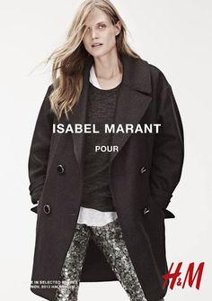 Isabel Marant for H&M, photographer Karim Sadli