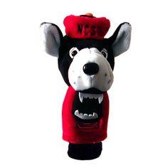North Carolina State Wolfpack Ncaa Mascot Headcover