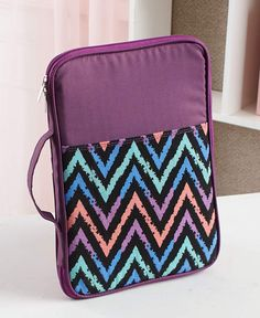 Find your everyday essentials with ease when you store them in this Multipurpose Organizer with Handle. Its full-zip closure opens to reveal several pockets on either side that readily organize anything from your electronic devices to writing utensils Galaxy Tablet, Ltd Commodities, Forced Labor, Lakeside Collection, Black Quilt, School Organization, Paisley Pattern, Book Crafts, Car Seat