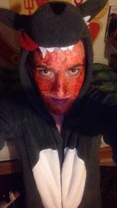Halloween Big Bad Wolf