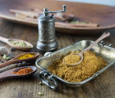 Here is a DIY recipe for a popular Moroccan spice blend: Ras El Hanout. You can sprinkle this on chicken, kebabs or lamb. Moroccan Dishes, Moroccan Spices, Moroccan Recipes, Homemade Spice Blends, Homemade Spices, Lamb Tagine With Apricots, Ras El Hanout Recipe, Moroccan Spice Blend, Sweet Spice