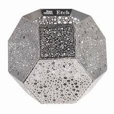 Buy Tom Dixon Etch Tea Light Holder Steel online with Houseology Price Promise. Full Tom Dixon collection with UK & International shipping. Modern Candle Holders, Modern Candles, Tealight Candle Holders, Tom Dixon Etch, Design Within Reach, Decoration Design, Tea Light Holder, Tea Lights, Toms