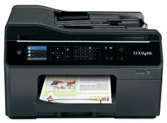Lexmark OfficeEdge Wireless Color Photo Printer with Copier and Fax - dell printer cartridges discount bargain cheap Microsoft Windows, Mac Os, Linux, Apple Macintosh, School Survival Kits, Printer Cartridge, Photo Printer, Business Class