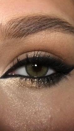 Edgy Makeup, Makeup Eye Looks, Grunge Makeup, Eye Makeup Art, Makeup Tips, Makeup Ideas, Cute Makeup Looks, Perfect Makeup, Makeup Inspo
