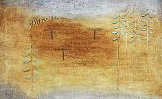 Paul Klee - Ort der Verabredung, 1932, (Qu 18).