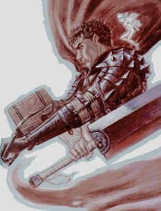 ★ Berserk Gets New Anime Project Featuring Guts as 'Black Swordsman'