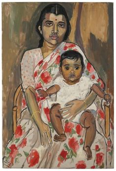Alice Neel, 'Mother and Child,'