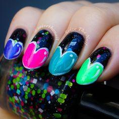 seizethenail valentine #nail #nails #nailart