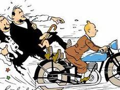 Tintin, Milou, Dupont & Dupond