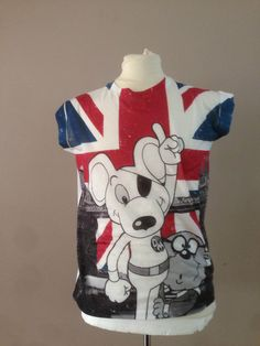 Penfold and Danger Mouse T Shirt