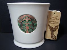 2014 New Original Starbucks Anniversary Heritage 14 oz Mug Siren Collection Starbucks Coffee Cups, Hot Coffee, Coffee Mugs, Coffee Time, Starbucks Siren, Online Gift Cards, Starbucks Gift Card, Cup Design, Coffee Lover Gifts
