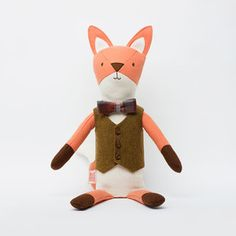 Henry the Fox on Fab.