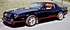 1989 Chevrolet Camero IROC Z