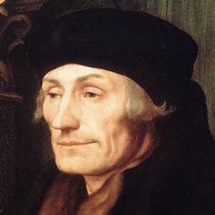 Desiderius Erasmus of Rotterdam was one of Europe's most famous and influential scholars. A man of great intellect who rose from meager beginnings to become one of Europe's greatest thinkers, he defined the humanist movement in Northern Europe. His translation to Greek of the New Testament brought on a theological revolution, and his views on the Reformation tempered its more radical elements.