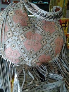 Kurtmen Aztec Cookie Purse $618.00 @ www.itsthecowgirlway.com