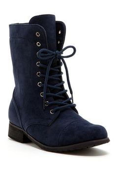 CA Collection by Carrini Modern Topstitched Boot by Bucco on @HauteLook