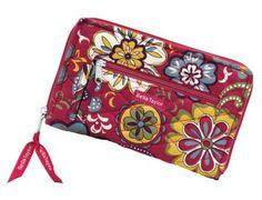 Sangria Wrist Strap Wallet -
