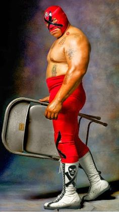 Masked Mexican Wrestlers - Mark Laita: Gods of War Wrestling Stars, Wrestling Wwe, Gods Of War, Mexican Wrestler, Catch, Photoshoot Concept, Sport Of Kings, Masked Man, Band Posters