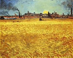 """""""Live Art Project"""" é um projeto de Marwan Medhatque com apenas 20 anos é fã das pinturas de Van Gogh e decidiu recriá-las em movimento, pois acredita que """"faz você experenciar as pinturas novamente após injetar um pouco de vida nel..."""