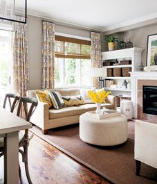 Interior: Casual and kid-friendly family home - Style At Home
