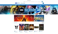 Looking for the Latest and Greatest Game Titles?? Check out our Game Store!!