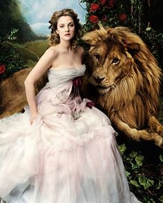 Annie Leibovitz -Disney dream portrait series